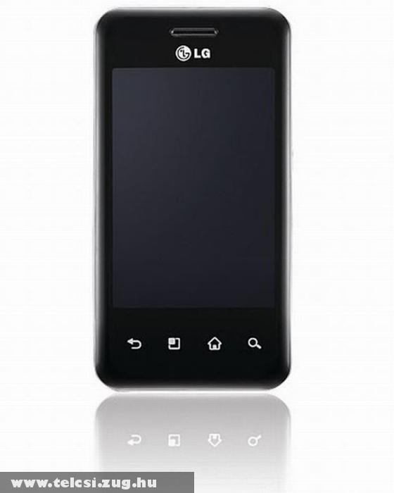LG Optimus Chic E720 - Android 2.2 (Froyo) operációs rendszerrel