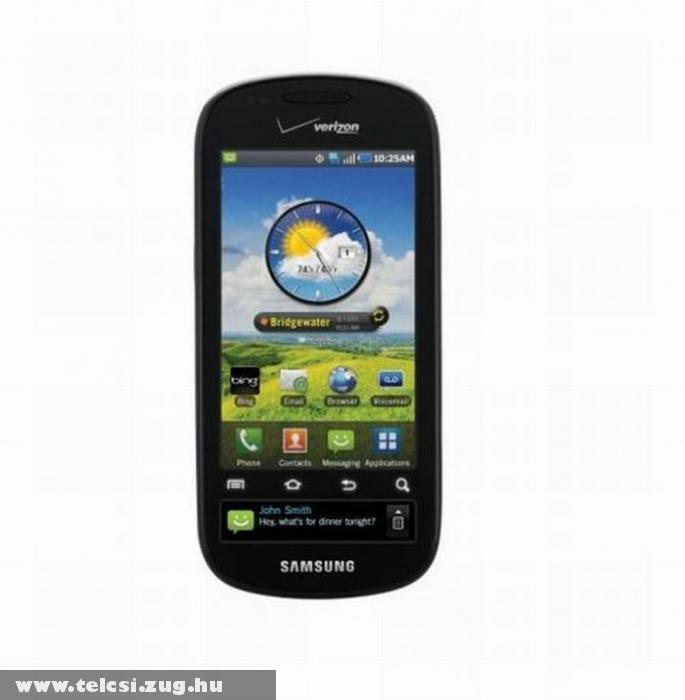 Samsung Continuum - két kijelzõvel az elõlapon