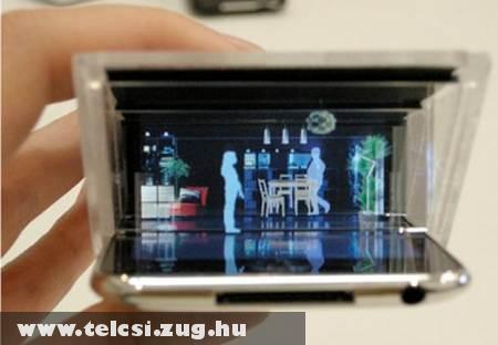 Háromdimenziós iPhone