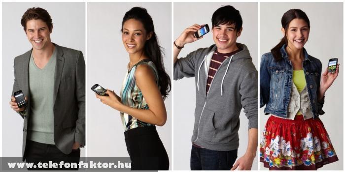 Négy 2011-es androidos készülék a Samsung-tól