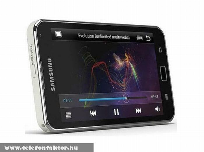 Samsung Galaxy S - 5 colos kijelzõvel