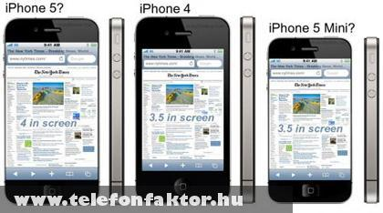 iPhone generációk