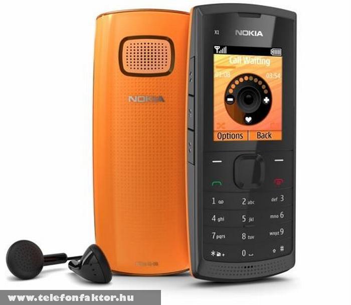 Nokia X1-00 - mobil zenekedvelõknek