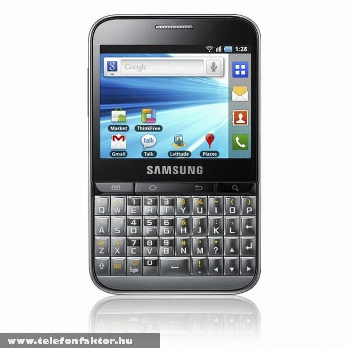 Samsung GALAXY Pro - QWERTY billentyûzettel