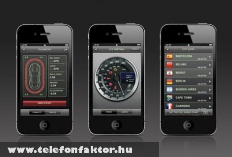 Aston Martin iPhone