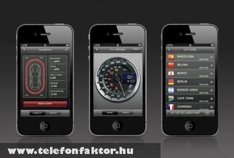 Aston Martin iPhone