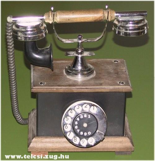 Egy nosztalgia telefon