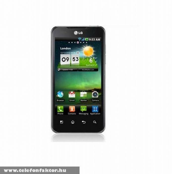 LG Optimus 2X P990 - két magos 1 GHZ-es procival