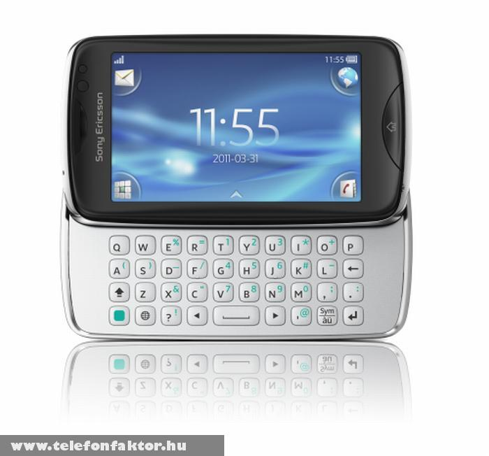 Sony Ericsson txt pro - telefon sms bajnokoknak