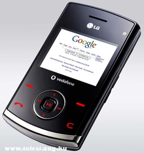 LG 3G videótelefon