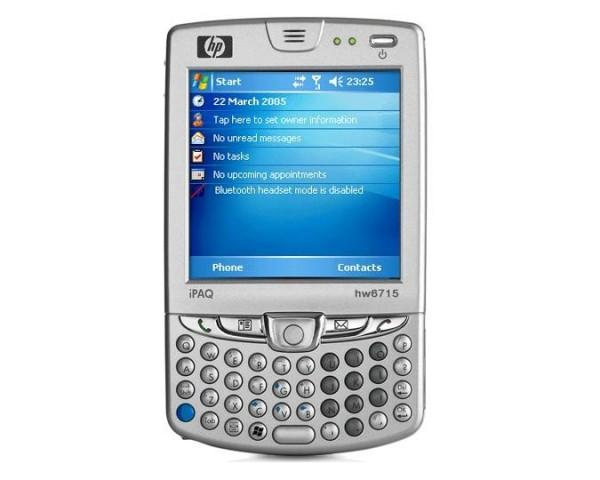 Egy HP iPAQ 6915-ös