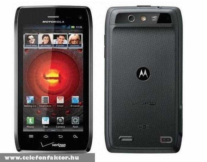 Motorola DROID 4 - 4G rendszerrel