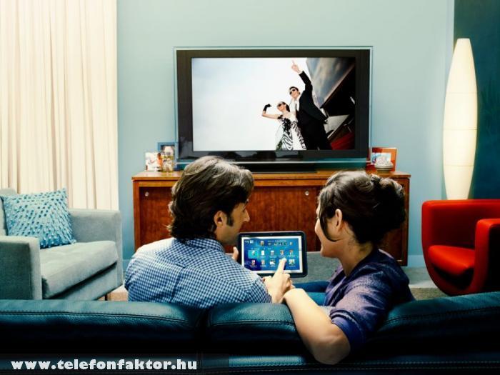 Motorola Tablet, amellyel élmény a tévézés