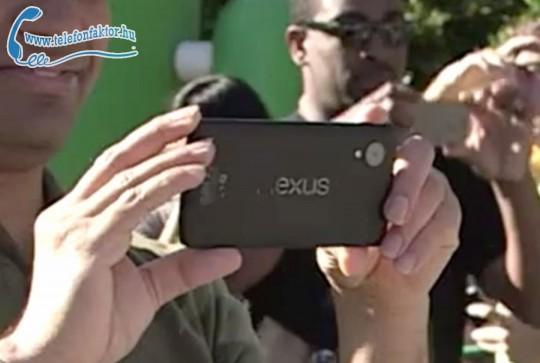 Ilyen lesz a Google új mobilja?!