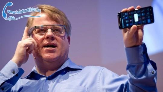 Már távirányító is van a Goggle Glass-hoz